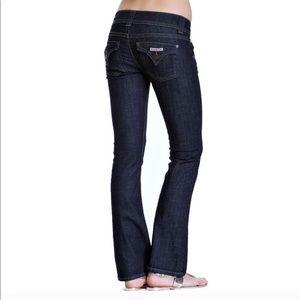 Hudson jeans Bootcut flare dark wash 27